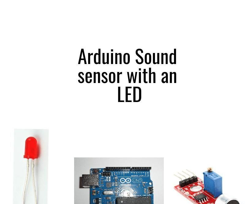 Arduino Sound Sensor With LED