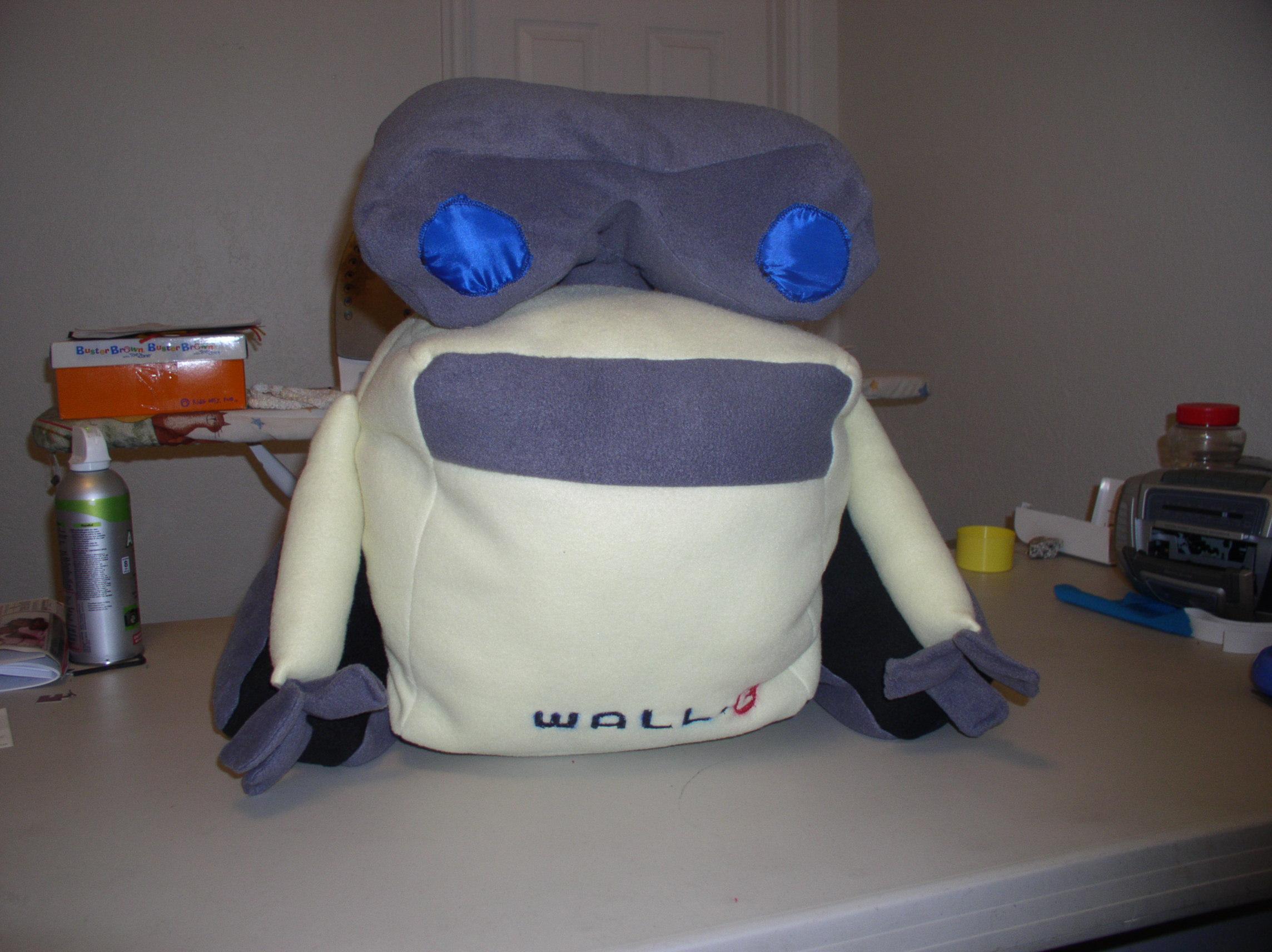 Plush Wall-e Toy