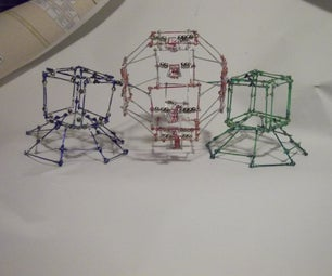 Ferris Wheel (ball) Origummi