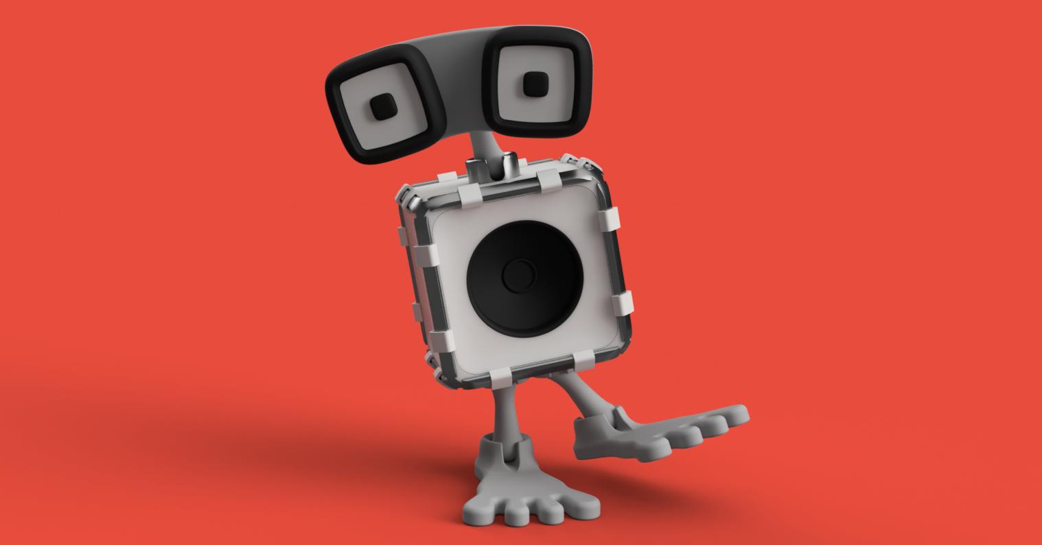TOESbuild Speaker Cube