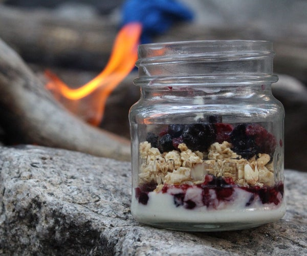 Gourmet Backpacking Desserts
