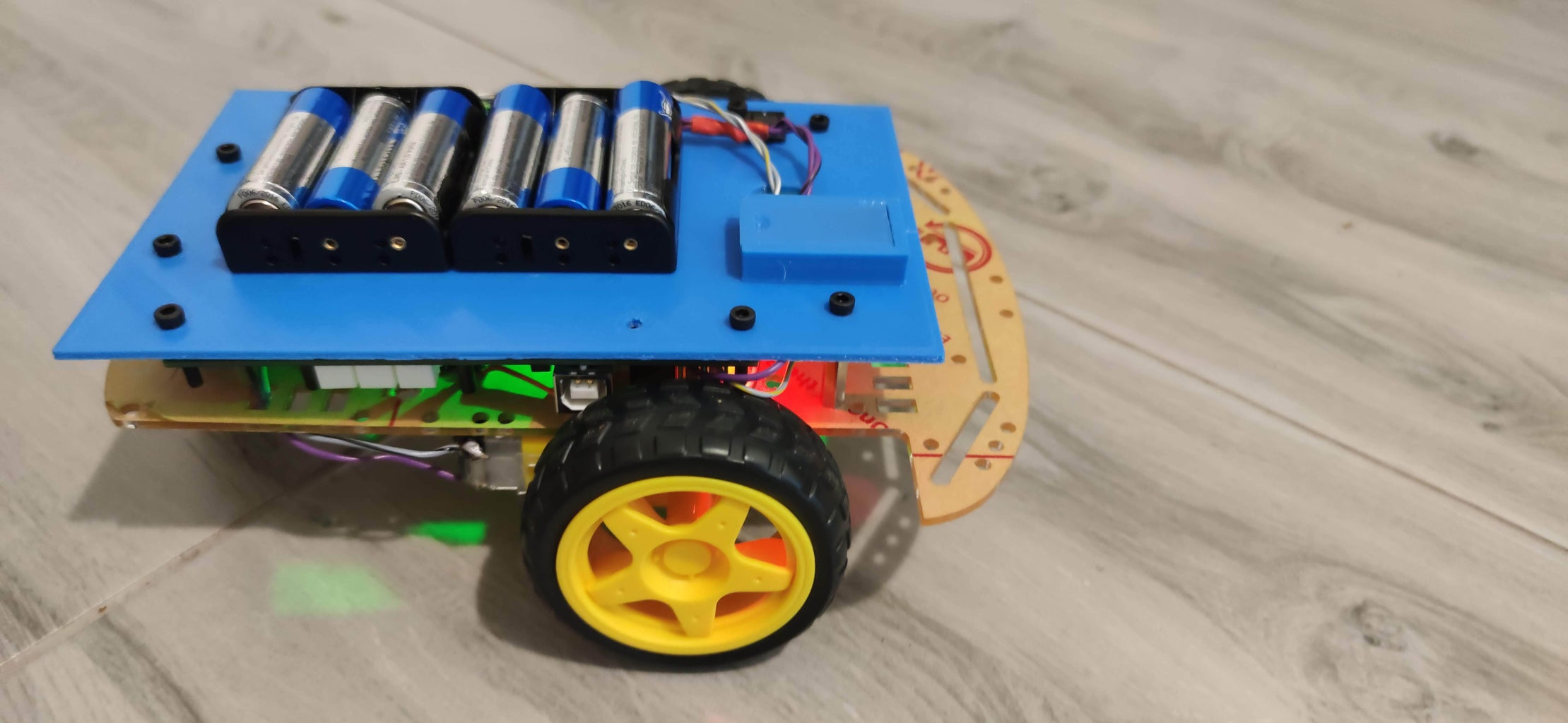 Remote Controlled Car M4Inclusion