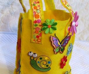 Sticker-Patch Bag
