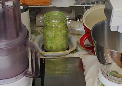 Storage During Fermentation