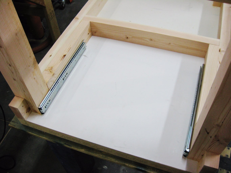 Build Drawer