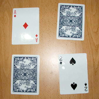 Playing Cards for the Blind
