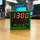 C51 4-Bit Clock
