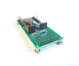 IOT123 - I2C PCB RAILS