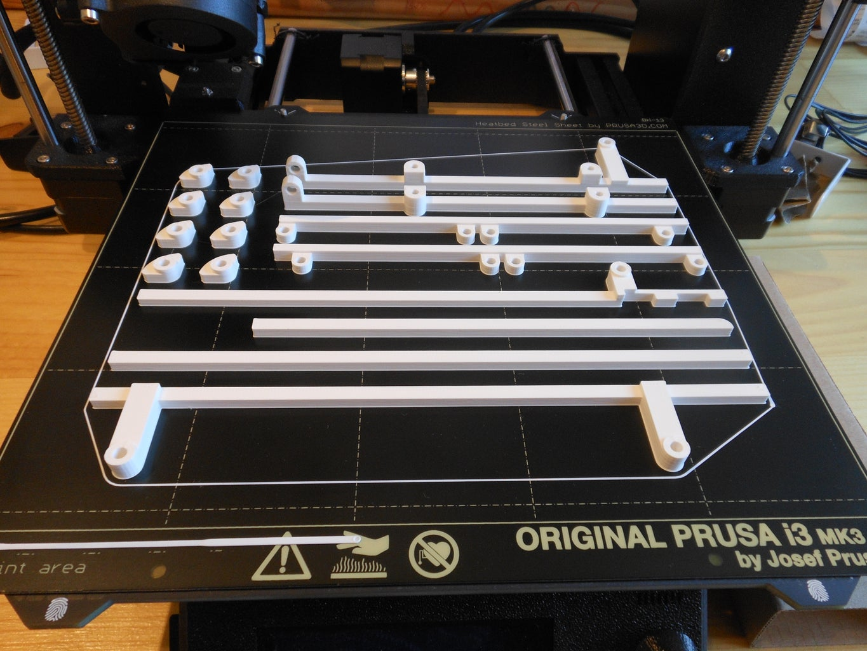 3D Printing the Brackets