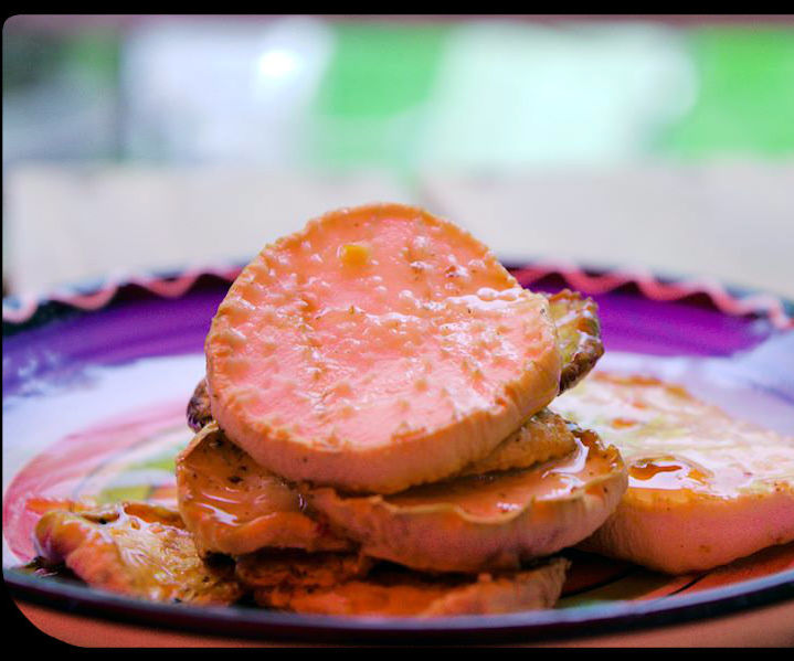Turnip Chips - Apple Wood Smoked