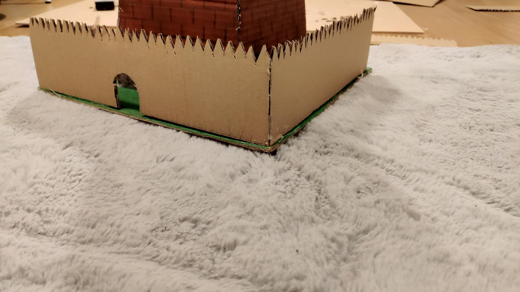 Step 10: Walls  (extension)