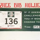 Race Bib Holder