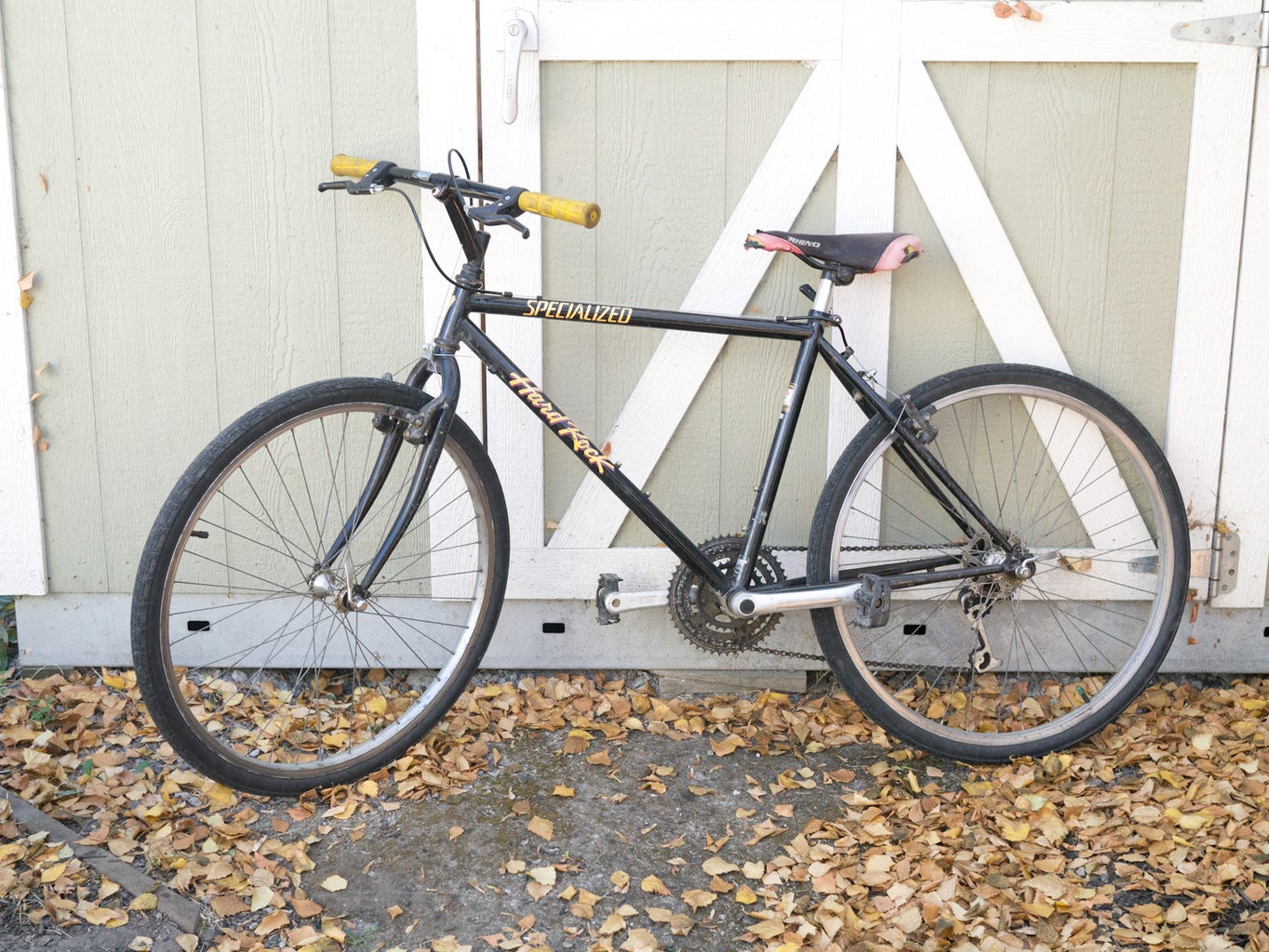 Paint a Bike Frame