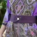 Fabric Belts (Stiff Enough to Hang Things From)