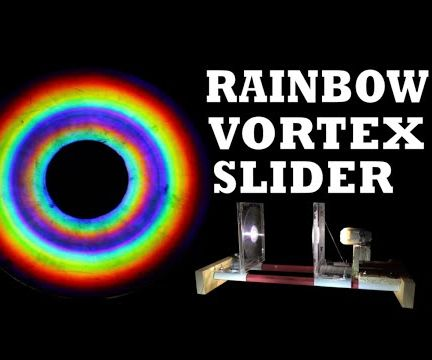 Mesmer-eyes: Rainbow Vortex Slider