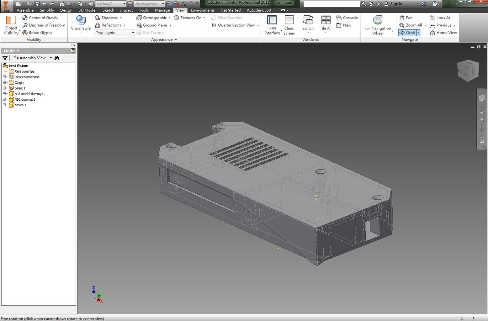 3D Printing Case (Advance)