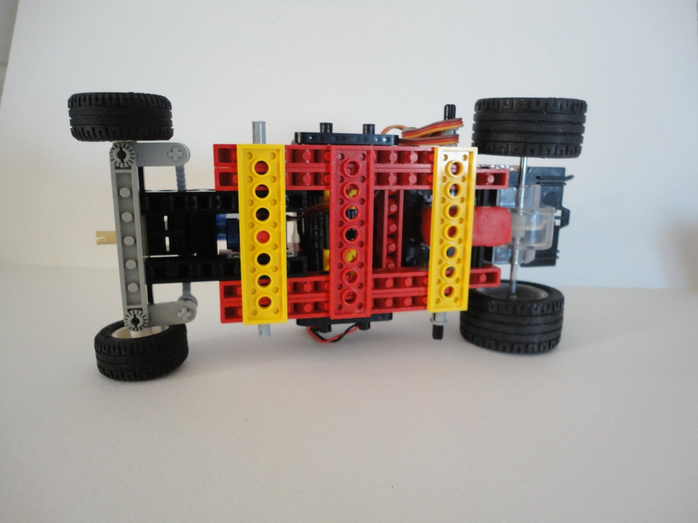 Arduino, Motor Control and XBee