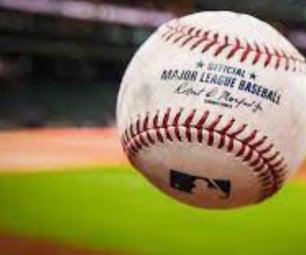 The Tiny Baseball ⚾️