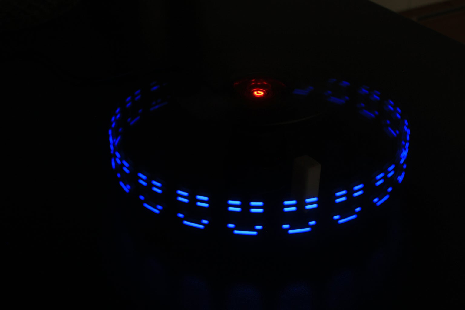 POV Demo #3 - Arduino Program Code