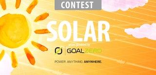 Solar Contest 2016