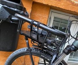 Front Carrier Rack/Pannier for Suspension Bike