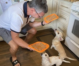 Dog Food – All Natural Ground Beef Sliders