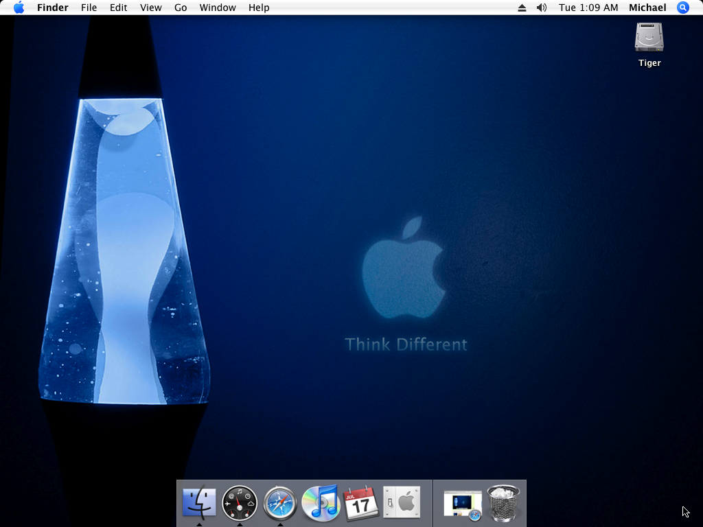 Installing Hackintosh/OSx86 10.4.8 on your PC!
