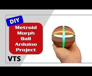 Metroid Morph Ball.
