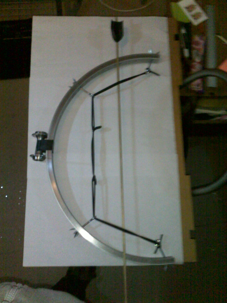 Bow - the Bike Wheel Bow