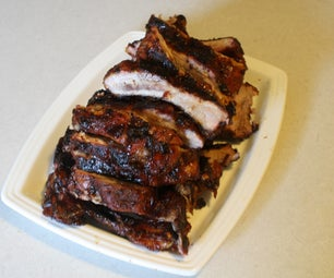 Awesome BBQ Ribs