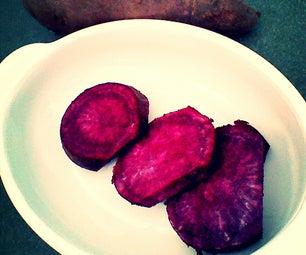 Okinawan Sweet Potato Dessert