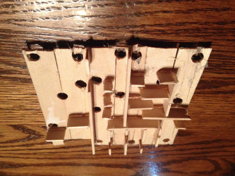 The Maze Walls