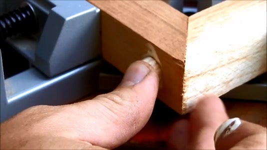 Making the Frame (part 2 - Joining the Miters)