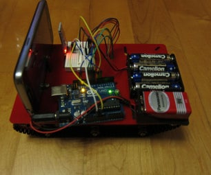 My Fifth Project: Smart Tank Chassis With Live Monitoring