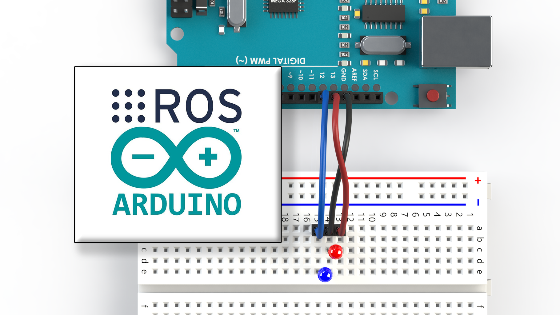 How to Control Arduino With ROS