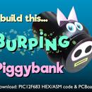 Burping Piggybank