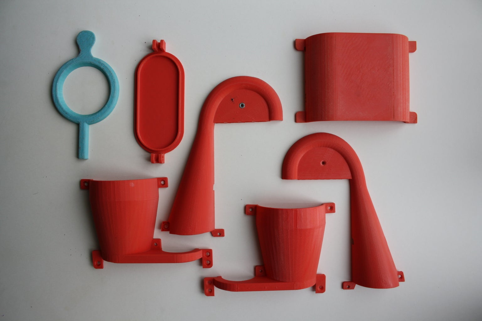 Print Parts for the Casing