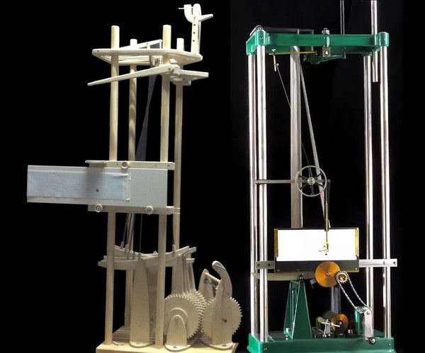 Plywood Math Machine