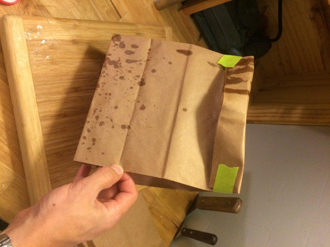 Tape Bag Closed