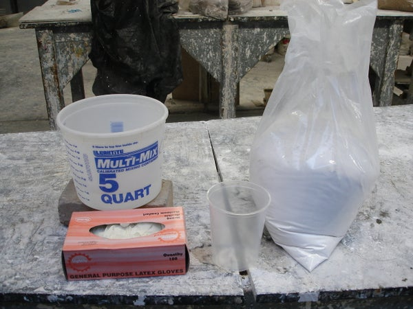 Plaster Mixing Made Easy