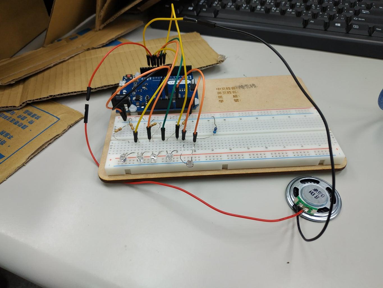 Colorful Sensor