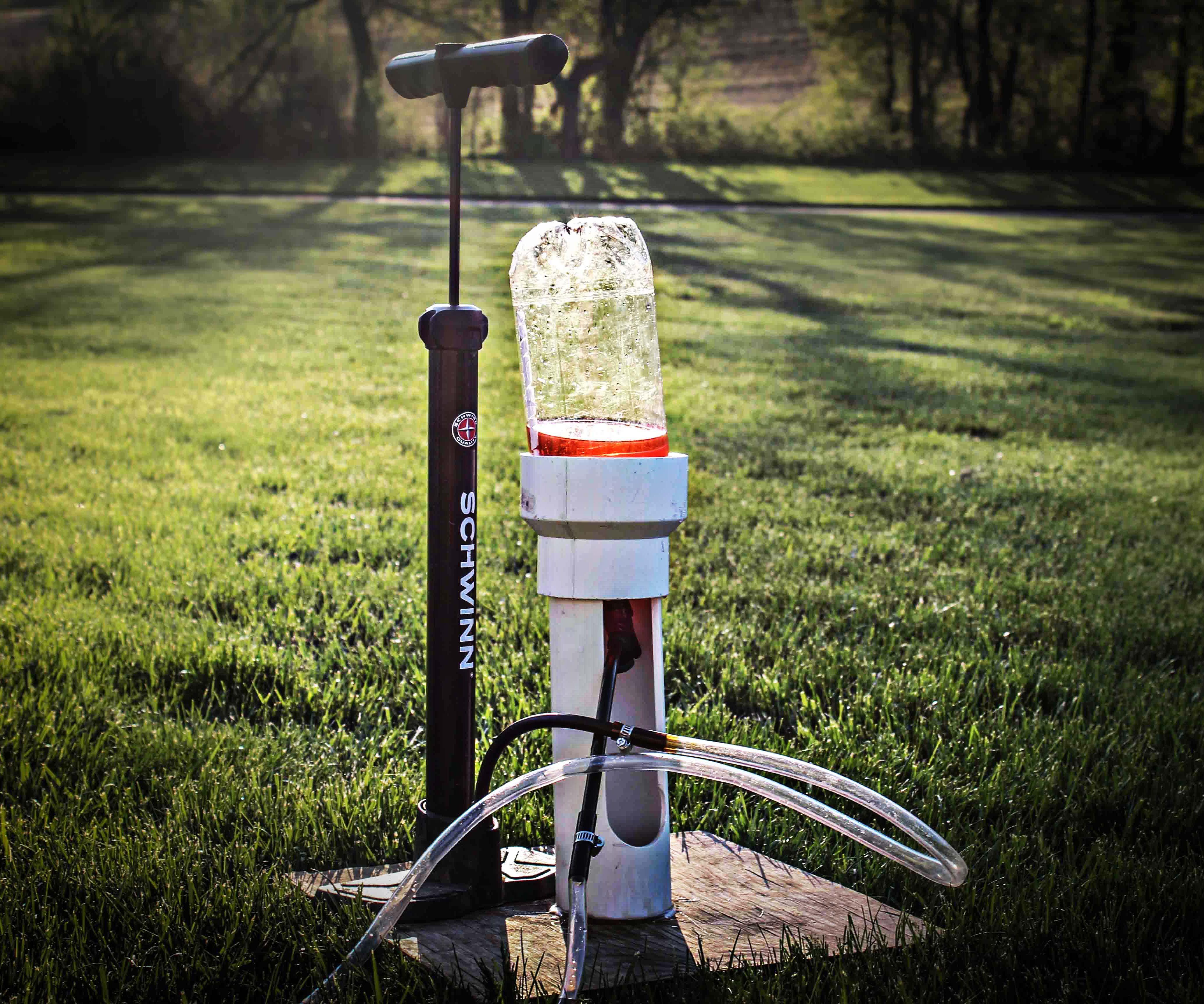 Water Rocket Project