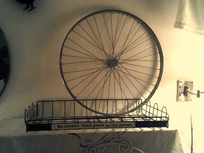 Assembling the Bike
