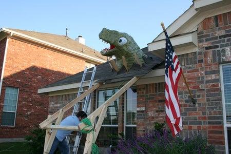 T-Rex Rooftopper