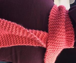 如何制作围巾