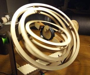 Planetary Watch Winding Rings