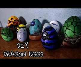 DIY龙蛋