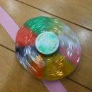 DIY Spinning Top for (big) kids!