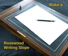 书写斜面盒