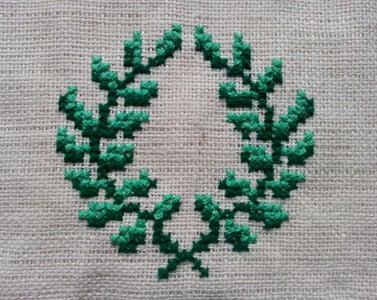The Olympic Wreath